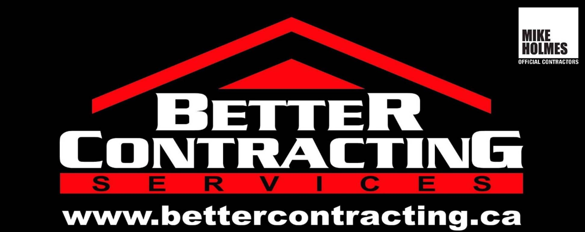 Better Contracting Logo