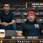 THE RAW MIKE RICHARDS SHOW