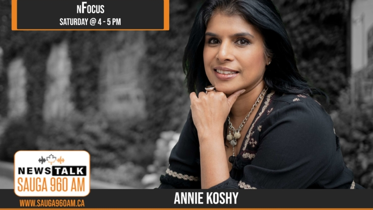 nFocus with Annie Koshy