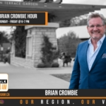 THE BRIAN CROMBIE HOUR