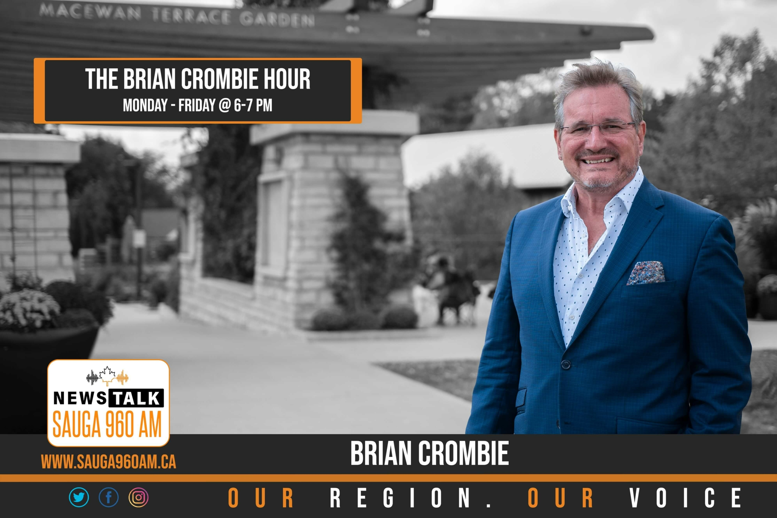 Brian Crombie hour