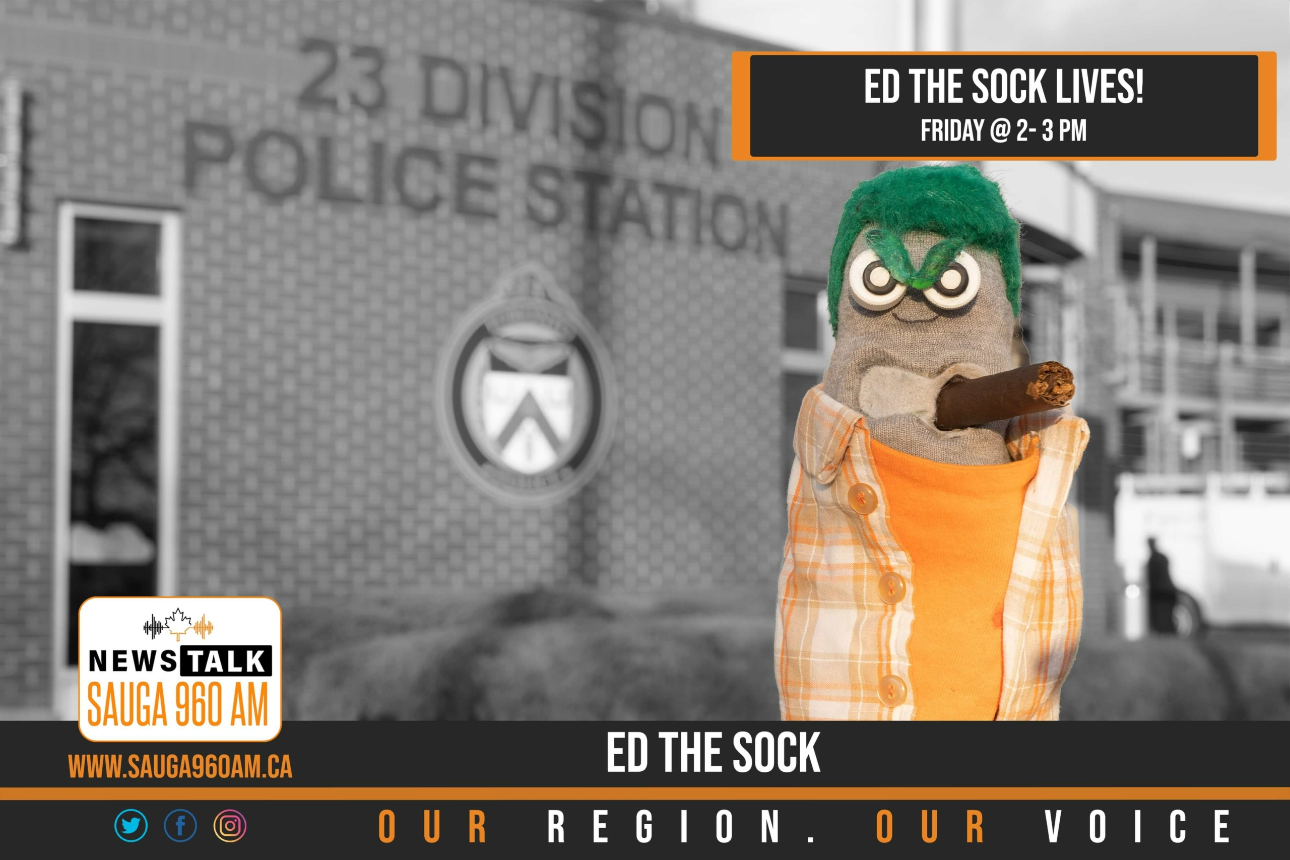 ed the sock lives