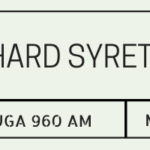 THE RICHARD SYRETT SHOW