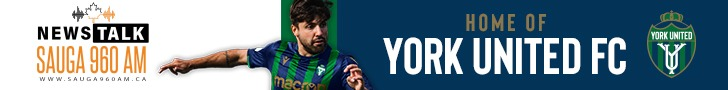 York United FC banner