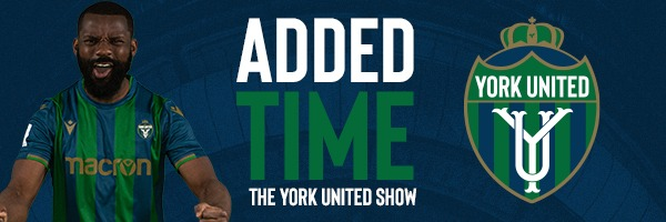ADDED TIME THE YORK UNITED SHOW